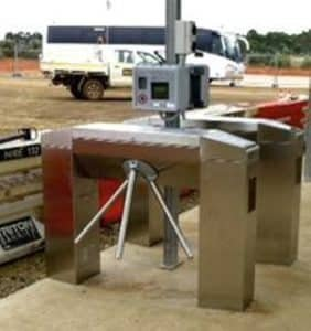 Case Study Turnstiles at Caval Ridge