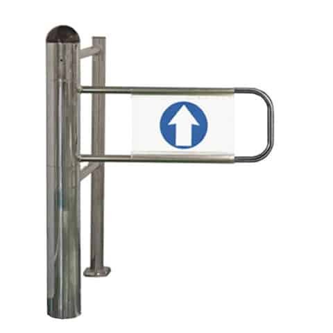 Bulwark HB Automatic Supermarket Entry Gate