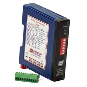 SafePass LD116 & LD216 Din Rail Mount Loop Detector