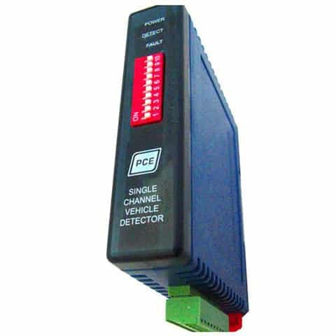 SafePass LD116 Din Rail Mount Loop Detector