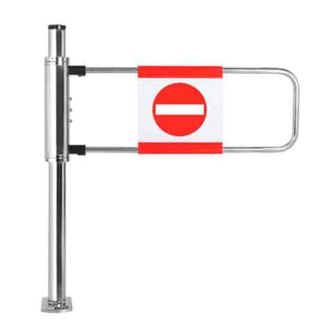 Bulwark Manual Supermarket Entry Gate