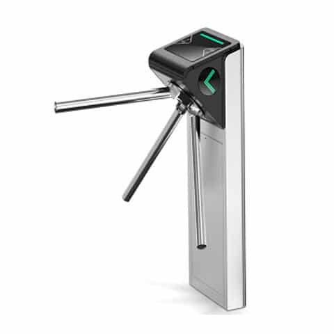 TriStar SL3 Slim-Line Waist Height Turnstiles