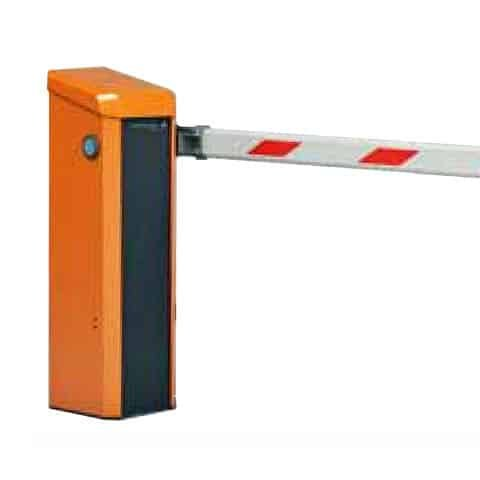 Access XL10 metre boom gate for wide entrances