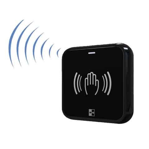 SafePeass AeWave Touchless & Wireless Automatic Door Activation Switch