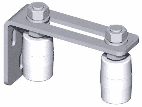 Sliding Gate Upper guide bracket